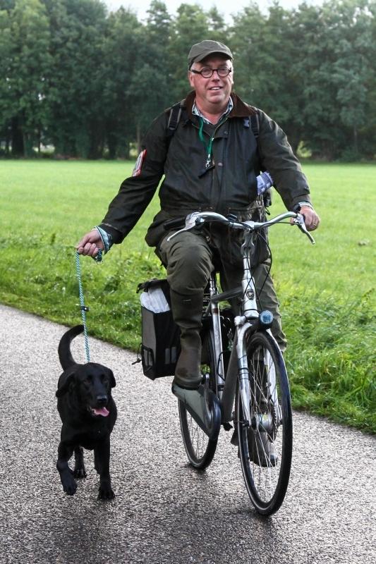Blitz aan de fiets
